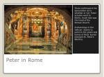 peter in rome