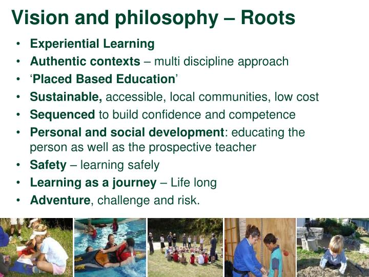 Vision and philosophy – Roots