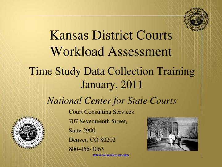 kansas district courts workload assessment n.