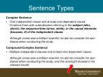 sentence types1