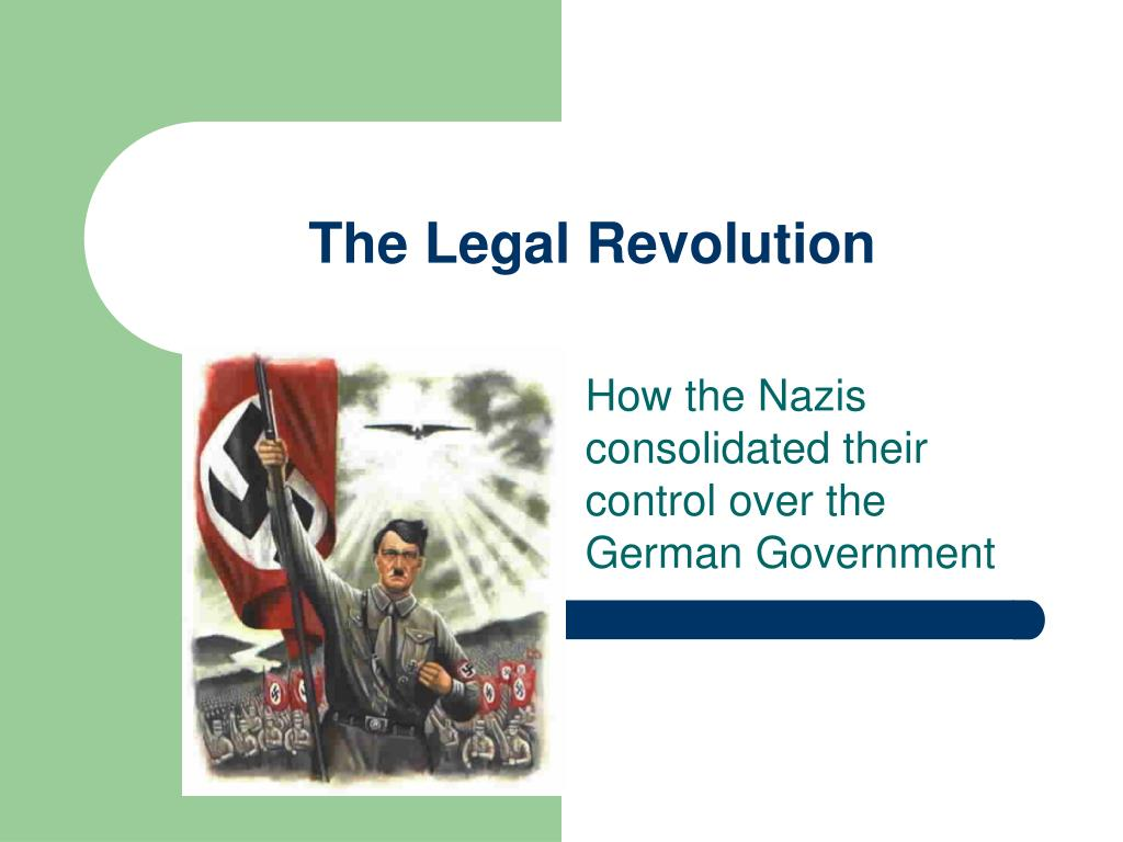 the legal revolution l.