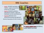 rre coaches