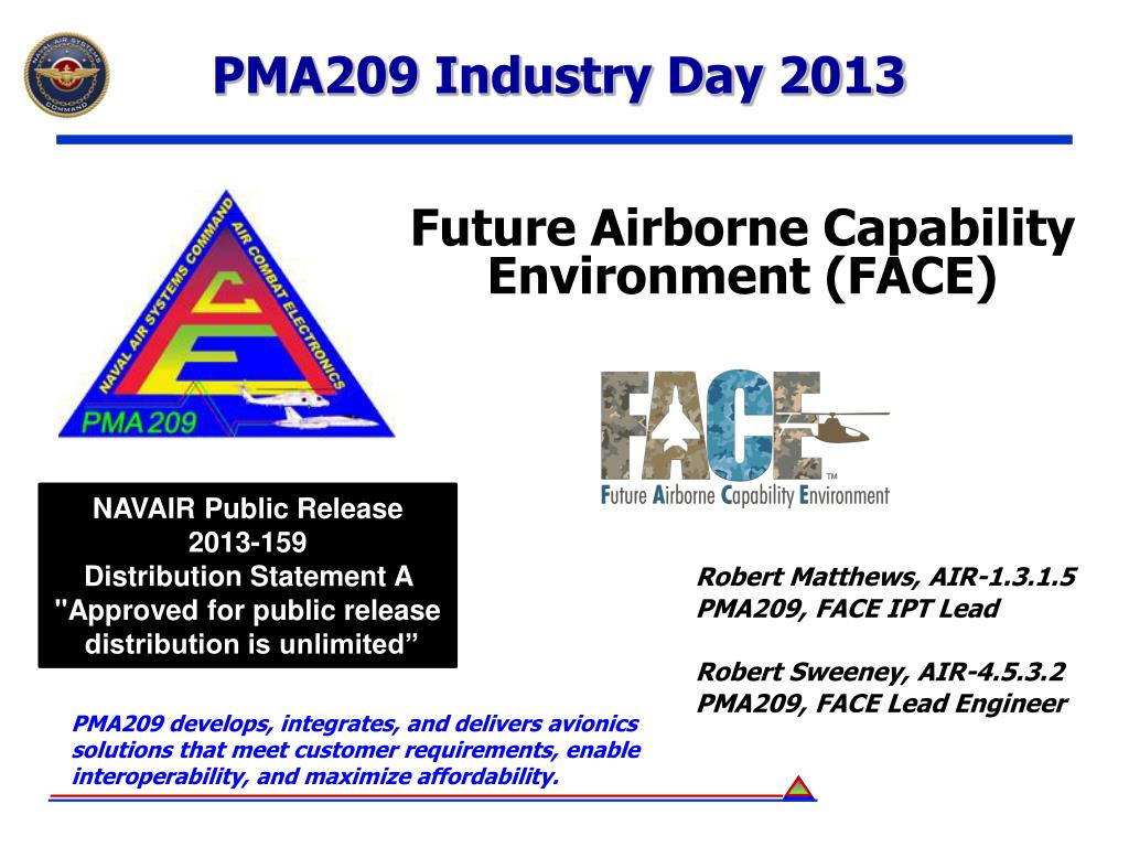 PPT - Future Airborne Capability Environment (FACE) PowerPoint ...