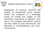 engineering education in india