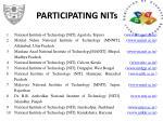 participating nits