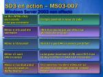sd3 en action ms03 007 windows server 2003 non affect