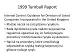 1999 turnbull raport
