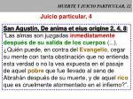 muerte y juicio particular 12