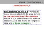muerte y juicio particular 13