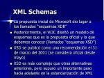 xml schemas1