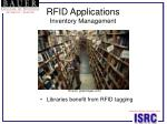 rfid applications inventory management