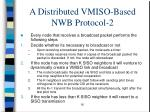 a distributed vmiso based nwb protocol 2