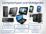 computertypen und mobilger te