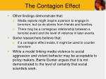 the contagion effect1