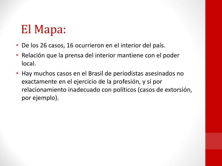 El Mapa:
