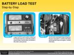 battery load test step by step