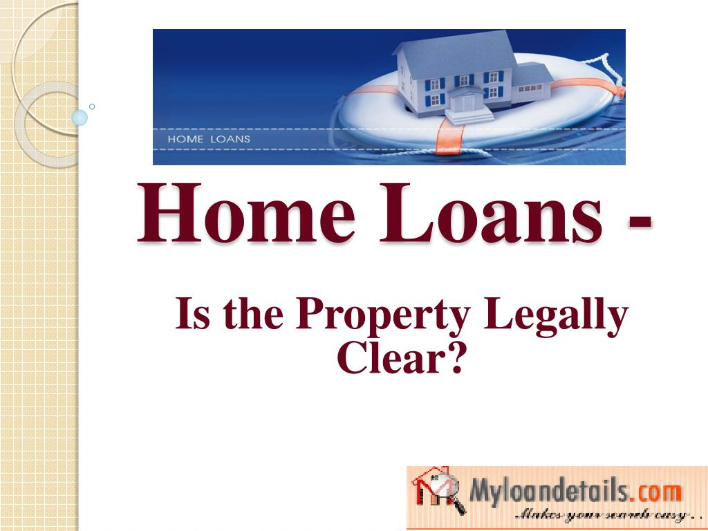 home loans l.