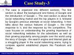 case study 3