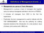 definitions of management contd1