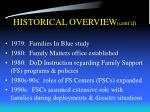 historical overview cont d2