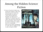 among the hidden science fiction