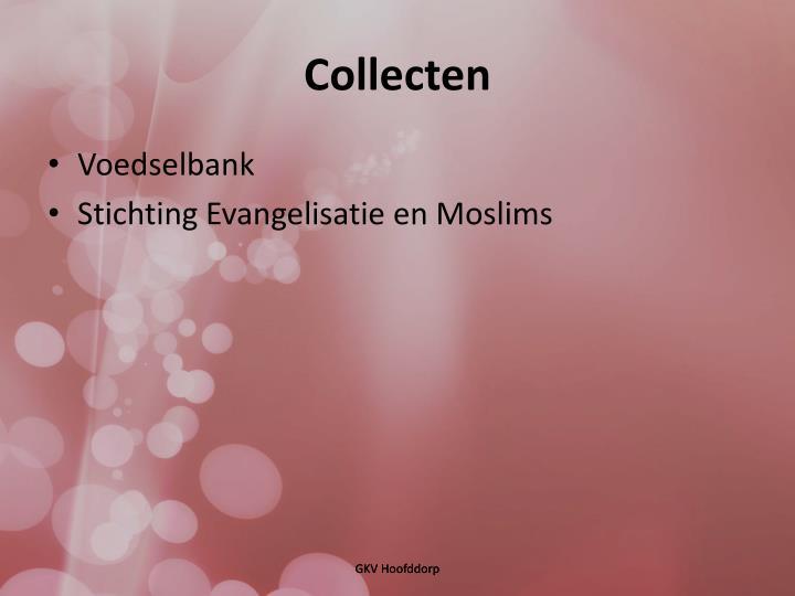 Collecten