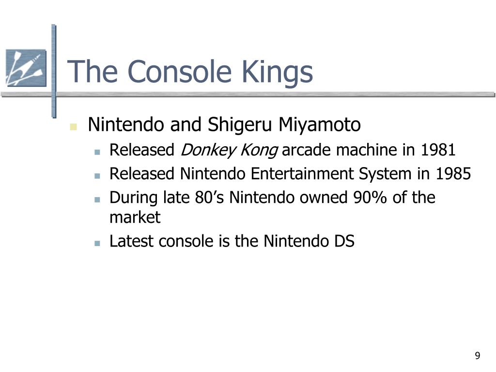 The Console Kings