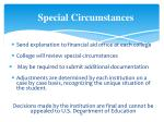 special circumstances1