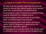 6 1 things to consider when purchasing food