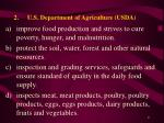 u s department of agriculture usda
