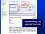 project management guide provides guidance for each stage phase of the project