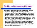 workforce development system1