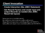 client invocation2