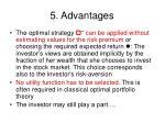 5 advantages1