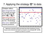 7 applying the strategy to data3