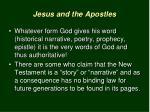 jesus and the apostles14
