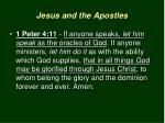 jesus and the apostles21