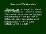 jesus and the apostles23