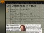 sex differences in virtue