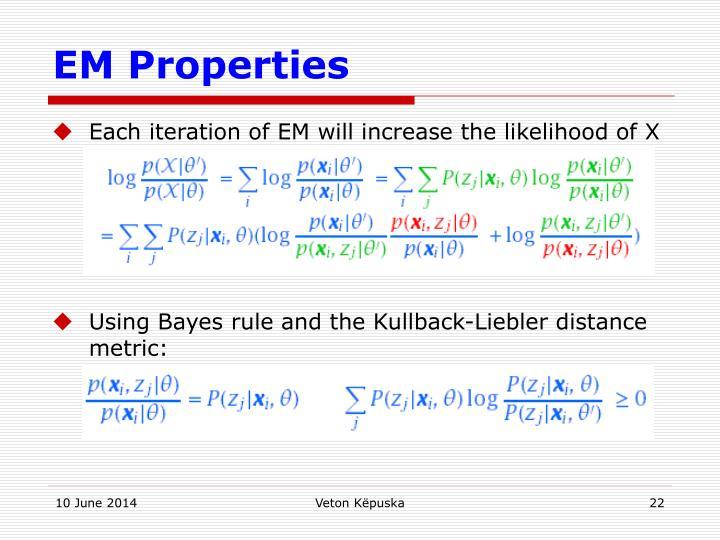EM Properties