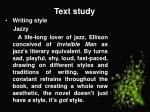 text study3