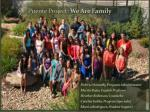 puente project we are family