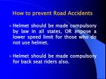how to prevent road accidents11