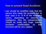 how to prevent road accidents13