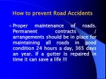 how to prevent road accidents27