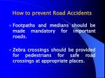 how to prevent road accidents30