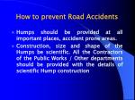 how to prevent road accidents32