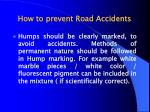 how to prevent road accidents33