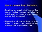 how to prevent road accidents34