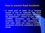 how to prevent road accidents38